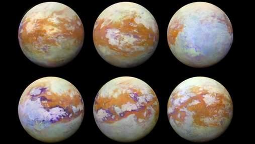 Астрономы оценили глубину самого большого моря на Титане