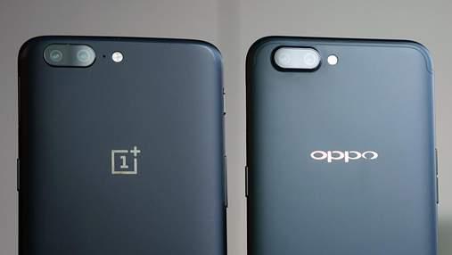 Виробники OnePlus і Oppo об'єднують свої дослідницькі лабораторії: мета