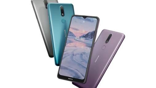 Nokia раскрыла график выхода новых смартфонов с 5G