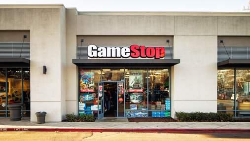 Почему акции GameStop массово выросли, хотя сеть должна была обанкротиться: причина