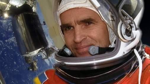Як Леонід Каденюк підкорював космос: архівні фото