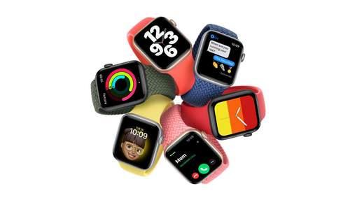 Apple Watch стане значно тоншим: деталі цікавого патенту