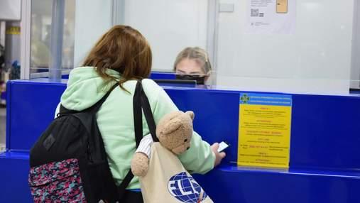 Э-паспорта уже принимают 10 аэропортов: перечень