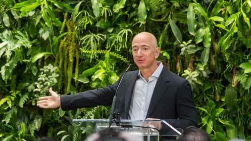 Джефф Безос покидає посаду гендиректора Amazon на піку розвитку компанії: що сталося