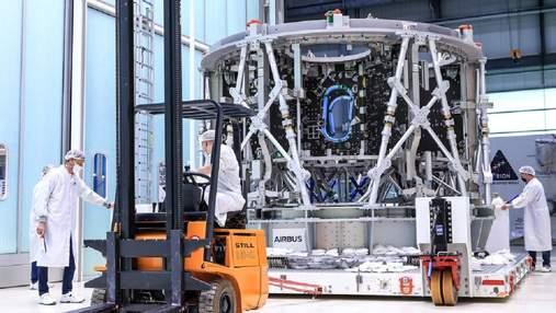 ESA подписало контракт на поставку еще трех модулей для программы NASA Artemis
