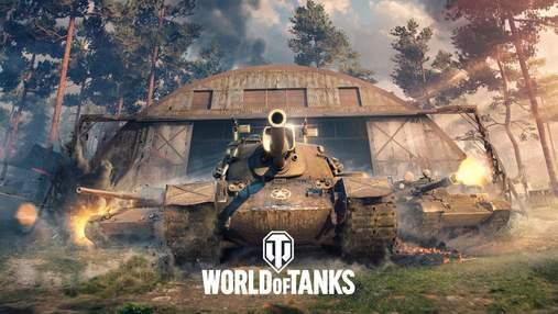 Гра World of Tanks буде доступною у Steam