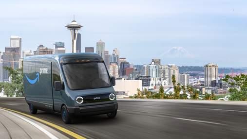 Amazon встановила камери у фургонах доставки: водії стурбовані наслідками