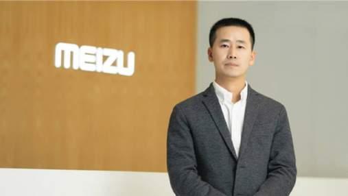 Meizu получила нового директора: компанию ждут изменения