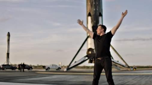 О SpaceX, Tesla, Земле и Марсе: миллиардер Илон Маск напишет книгу