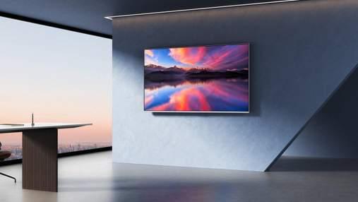 Xiaomi MI TV Q1: 75-дюймовый телевизор презентовали в Европе – цена