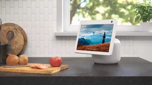 Amazon разрабатывает настенный дисплей для управления умным домом