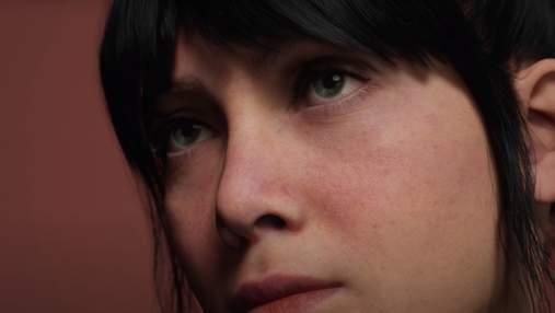 Epic Games представила інструмент MetaHuman для створення реалістичних облич прямо в браузері