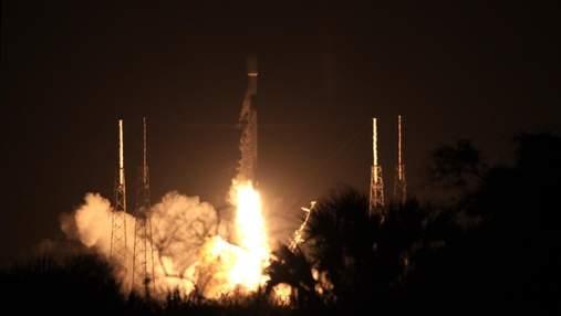 SpaceX успешно запустила 60 спутников Starlink, но потеряла первую ступень ракеты
