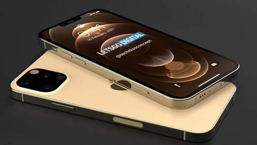 iPhone 13 Pro показали на реалистичных изображениях