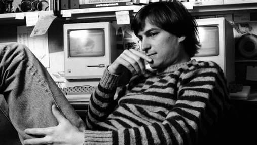 Заявку Стіва Джобса про пошук роботи у 1973 році виставили на аукціон