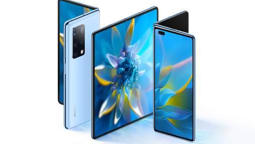 Huawei Mate X2: оновлений дизайн, більший дисплей та ціна – майже 3 тисячі доларів