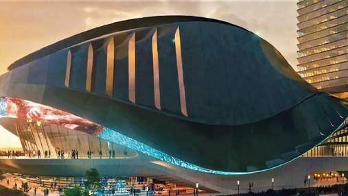 В Канаді побудують кіберспортивну арену у вигляді космічного корабля: дизайн вражає – відео