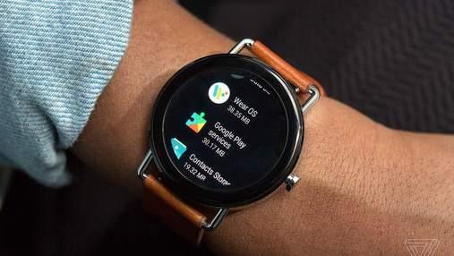 Запуск Google Assistant на работает на смарт-часах с ОС от Google