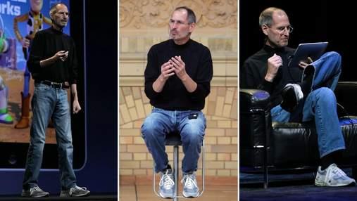 Легенда о Стиве Джобсе и New Balance – любимой обуви гения, что до сих пор в тренде