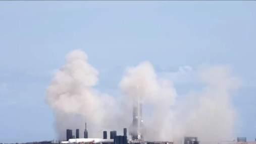 SpaceX прервала испытания Starship SN10 за секунду до старта: будет вторая попытка
