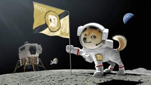 Перевершила біткойн: DOGE стала топовою криптовалютою у твітері