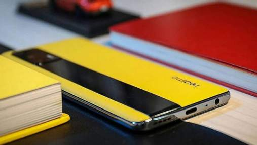 Презентували Realme GT, найдешевший флагман на Snapdragon 888