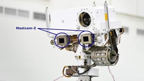 Инженеры объяснили, как камеры марсохода Perseverance видят Марс