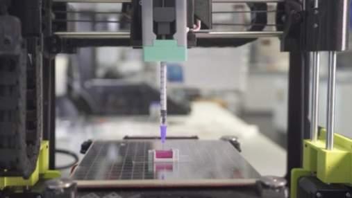 Вчені будуть друкувати кістки прямо в тілі пацієнта: як це працює – відео