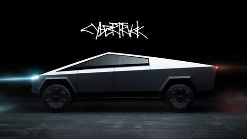 Tesla розповість про оновлення пікапа Cybertruck в наступному кварталі