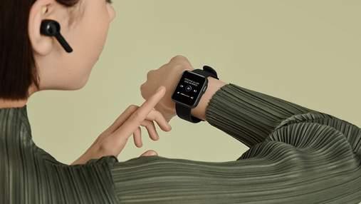 Смарт-годинник Xiaomi Mi Watch Lite отримав низку нових корисних функцій