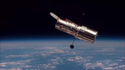 Космический телескоп Hubble перешел в безопасный режим работы из-за ошибки: в чем дело