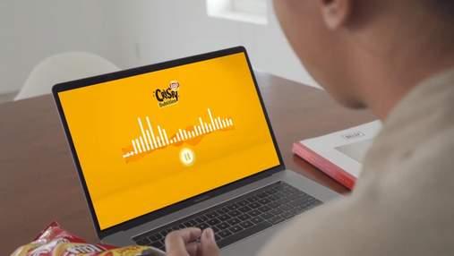 Парад бесполезных изобретений: Lay's встроила в браузер систему распознавания хруста
