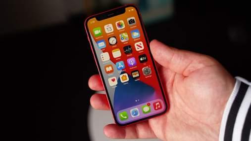 iPhone 12 mini й далі провалює продажі, Apple істотно скорочує його виробництво