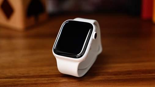 Apple Watch знову врятував життя чоловікові