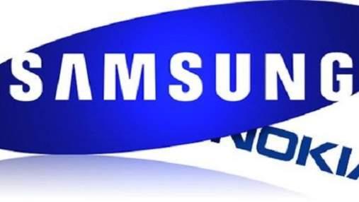 Nokia і Samsung підписали нову патентну угоду