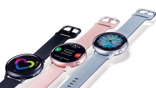 В мережі з'явились деталі про новий смарт-годинник Samsung Galaxy Watch 4