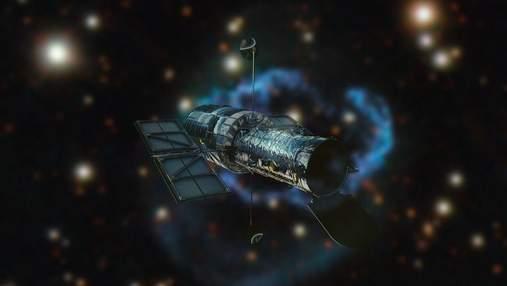 Впечатляющее фото Hubble планетарной туманности в созвездии Лебедя