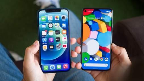 Три причини, чому користувачі iPhone переходять на Android