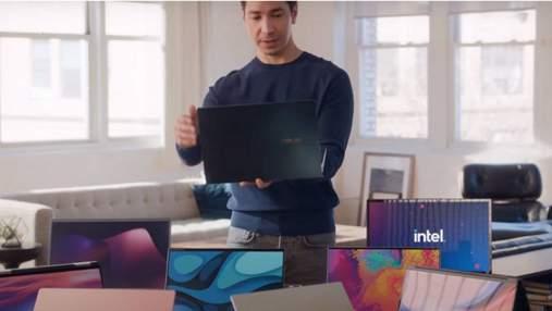 Intel пошутил над фирменными профессорами в MacBook