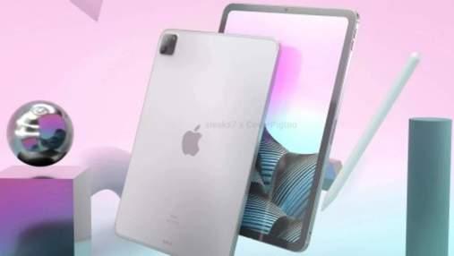 З'явилися характеристики неанонсованого iPad Pro  і дата анонсу