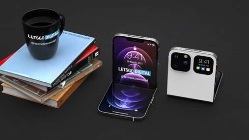 Гнучкий iPhone показали на якісних фото та відео