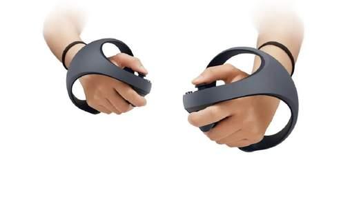 Sony показала VR-контролери для PlayStation 5: тактильний відгук та розпізнавання дотиків