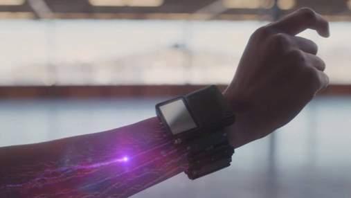 Facebook розробляє унікальний розумний браслет
