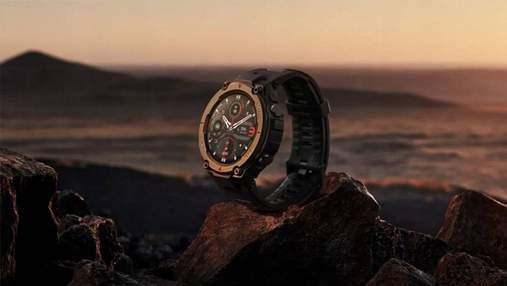 Назвали ціну смарт-годинника Huami Amazfit T-Rex Pro в Європі