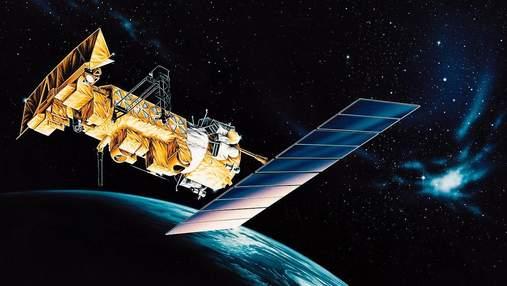 На орбите взорвался старый метеорологический спутник США