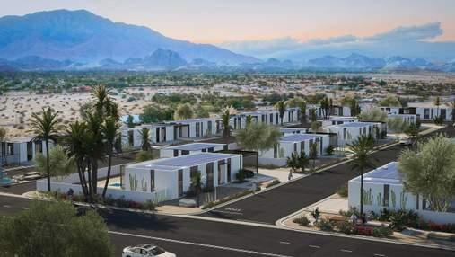 Будущее уже близко: в пустыне в США появится район с домами из 3D-принтера