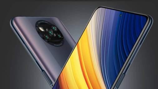 Xiaomi представила флагманские смартфоны POCO F3 и POCO X3 Pro
