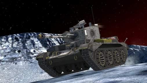В World of Tanks Blitz стартует месяц космических забав: чего ждать игрокам