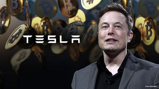 Автомобиль Tesla теперь можно приобрести за биткоин, – Илон Маск