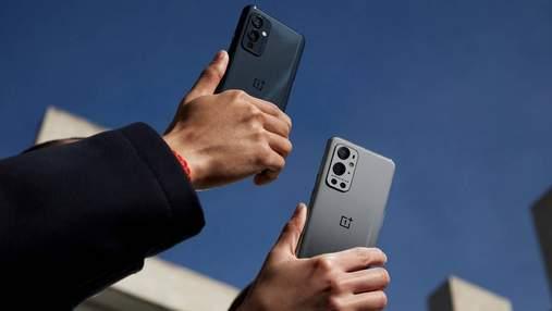 Официально представили нового убийцу флагманов OnePlus 9